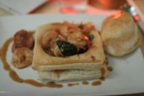 Sautéed Shrimp and Scallops