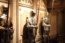 Armor in the Hallways