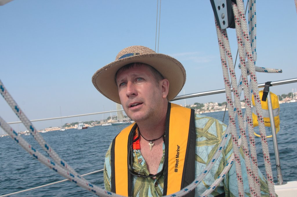 Rob Takes the Helm