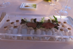 Amuse Bouche of Beef