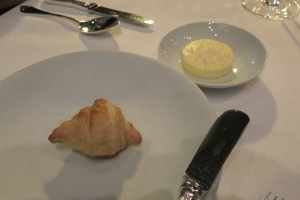 Croissant and Vermont Butter
