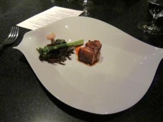 Maitake & Pork Belly