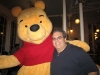 Dinner at the Crystal Palace with Winnie the Pooh