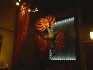 Dragon Over the Bar